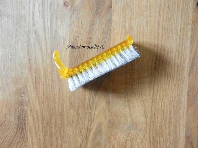 || Mes accessoires pour faire sa vaisselle à la main de façon (presque) zéro déchet : Brosse
