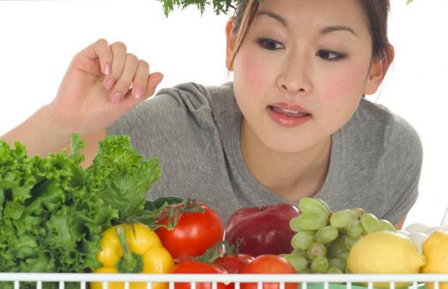 what do koreans eat for white skin?