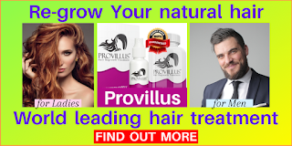 Provillus is the world leading haircare treatment for women and men - #buddyblogideas