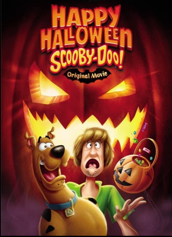 MOVIE: Happy Halloween Scooby-Doo (2020)