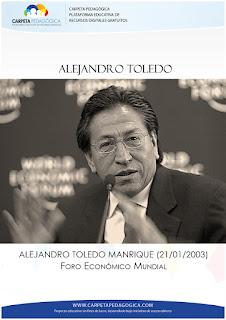 Alejandro Toledo Marique