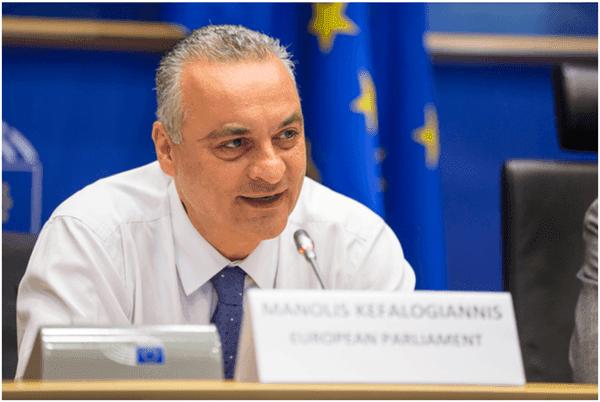Manolis Kefalogiannis -  thecolumnist.gr