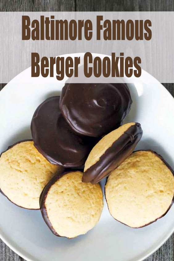 Baltimore Famous Berger Cookies