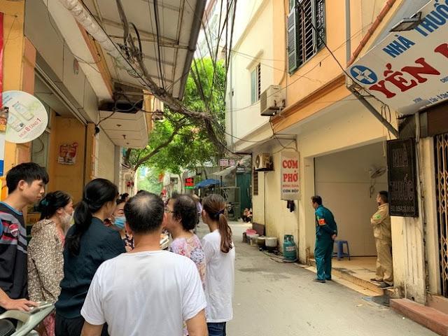 Hà Nội: Bàng hoàng phát hiện nam sinh sinh năm 1999 tử vong trong tư thế treo cổ tại nhà riêng