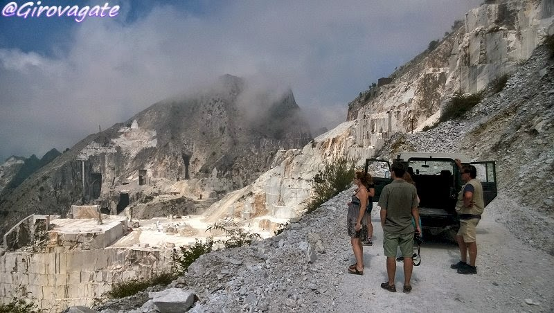 cave marmo tours carrara
