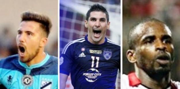 Calon Striker Baru Persib Bandung: Jonathan Bauman, Jorge Diaz, Greg Nwokolo