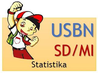 Latihan Soal USBN SD: Statistika