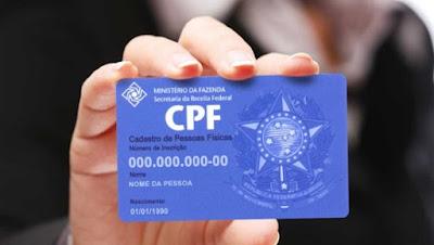 Agora é oficial: Decreto do governo federal transforma CPF em Documento Único