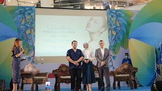 Dokter Dode, Bunda Farida dan Ronal Pirolo, di launching Picolaser