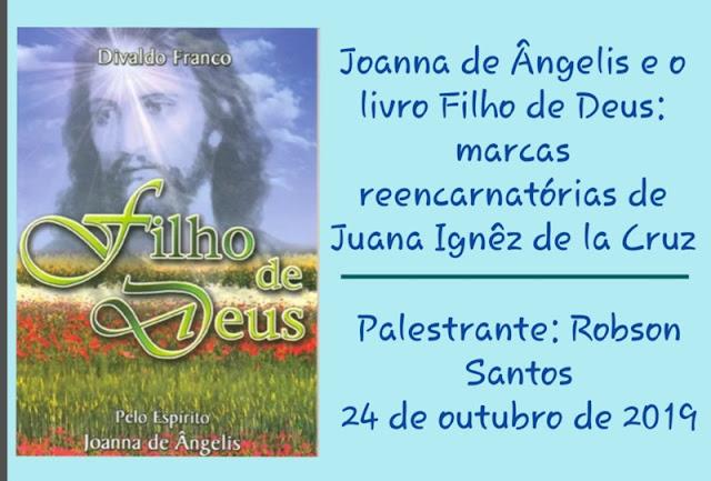 21 anos do CEDE Joanna de Angelis - Palestra comemorativa