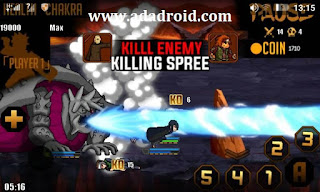 Download Naruto Senki Mod Fantasy X Apk