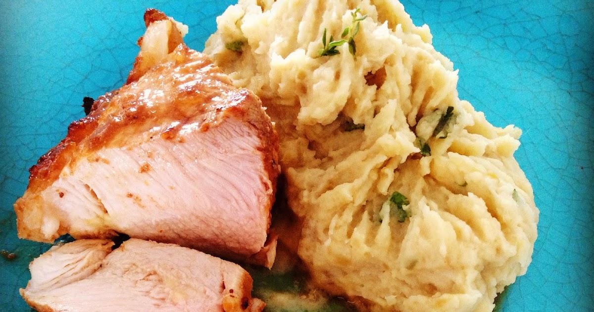 Sweet kwisine la rouelle de porc r tie l 39 orange - Cuisiner la rouelle de porc ...