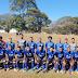 Time de Samambaia na grande final da Copa de Novos Talentos 2021