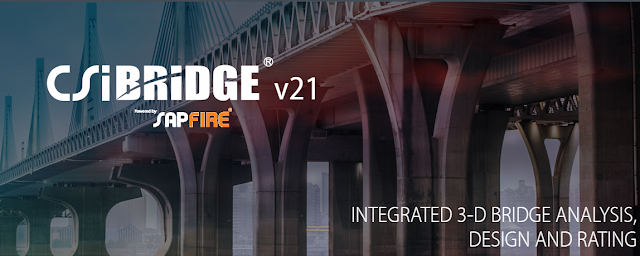 CSI Bridge 21.1.0 (2019) Full Version