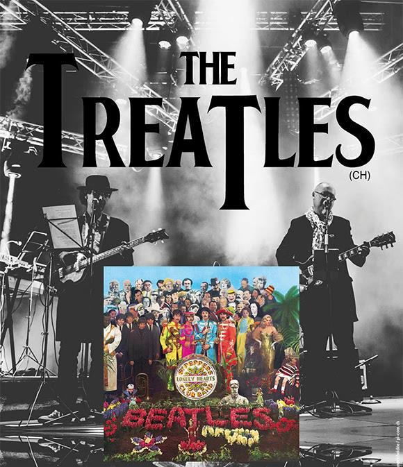 The Treatles célèbrent le « Sgt. Pepper » des Beatles à Lausanne