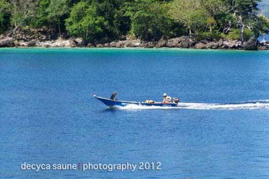 perahu cepat pulau rubiah sabang