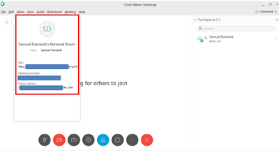 Webinar merupakan singkatan dari kata web seminar yang bisa diartikan sebagai suatu acara seminar yang dilakukan di media online seperti website ataupun aplikasi yang mendukung adanya komunikasi secara massal didalamnya. Salah satu aplikasi yang banyak digunakan dalam webinar ini adalah Aplikasi Cisco Webex atau sering disebut aplikasi webex.     Nah bagi teman teman yang belum paham tentang penggunaan aoplikasi ini, maka saya akan menjelaskan cara menggunakan Aplikasi Webex pada laptop/PC dan Android anda,,, yuk Kita simak bersama      Defenisi Aplikasi Webex    Cisco Webex Meeting atau Webex adalah suatu aplikasi yang mendukung komunikasi menggunakan panggilan suara dipadukan dengan tampilan visual. Biasanya Aplikasi Webex ini sering digunakan untuk melakukan komunikasi berskala besar seperti meeting perusahaan, seminar online ata bahkan kuliah daring/online. Dengan fitur fitur yang sangat baik aplikasi webex ini merupakan aplikasi yang sangat anda butuhkan terutama untuk melakukan video conference ke rekan kerja maupun keluarga besar anda.      Fitur Fitur Aplikasi Webex    Adapun Fitur Fitur yang anda dapatkan dalam Aplikasi Webex  adalah sebagai berikut :  Jumlah Meeting yang tidak terbatas : dalam aplikasi ini bagi anda yang bertindak sebagai Host tidak perlu khawatir, karena anda dapat melakukan Meeting kapan saja dan dimana saja tanpa limit yang ditentukan Kapasitas Peserta banyak : dengan menggunakan aplikasi Cisco Webex Meetings. Jumlah pesertra dalam satu kali siaran berkisar sekitar 100 orang, itu termasuk jumlah yang sangat besar disbanding aplikasi lainnya. Durasi Meeting tidak berbatas : Berbeda dengan aplikasi lainnya yang dibatasi durasi panggilannya. Aplikasi ini menawarkan hal yang berbeda karena menggunakan aplikasi ini anda dapat melakukan panggilan selama yang anda mau, Unlimited massage dan penyimpanan file yang tersedia : Aplikasi Webex ini memberikan dukungan bagi para pengguna seperti unlimited Message dan ! GB Cloud Storage Kualitas Video 