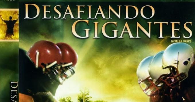 Desafiando Gigantes Filme Completo e Dublado