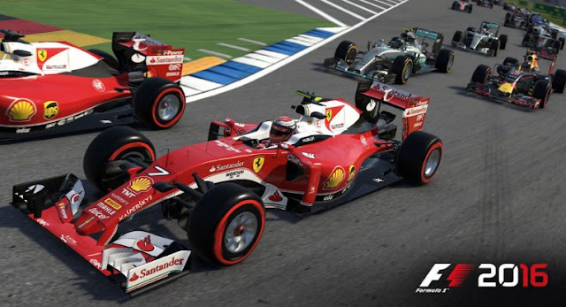 Download F1 2016 For Android