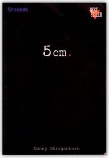 novel 5 cm.