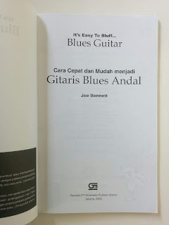Cara Cepat & Mudah Menjadi Gitaris Blues Andal