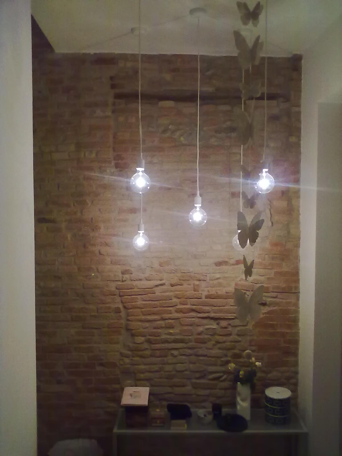 Lampadari Moderni A Sospensione Per Cucina Vibrant Creative
