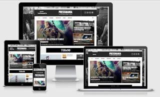Pressmania-responsive-magazine-blogger-template