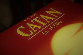 Historia del juego de mesa catán