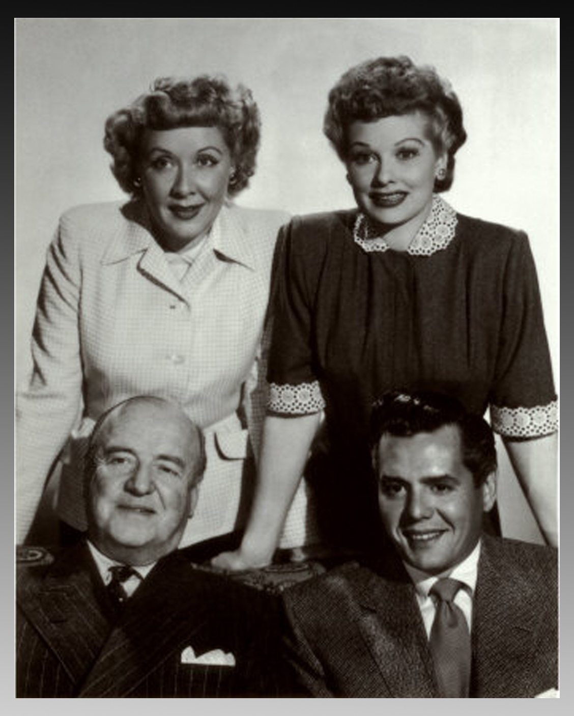 ALL GOOD THINGS: The Greatest TV Comedies - I LOVE LUCY ...