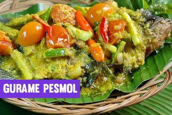 Cara Membuat Dan Resep Ikan Gurame Pasmol