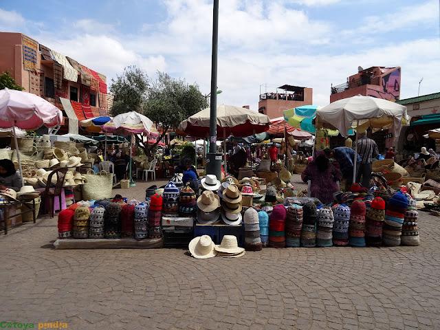 Callejeando por Marrakech