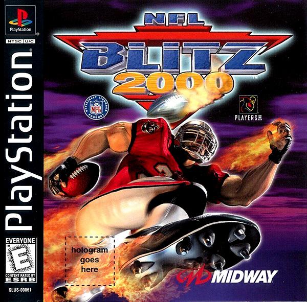 NFL Blitz 2000 - PS1 - ISOs Download