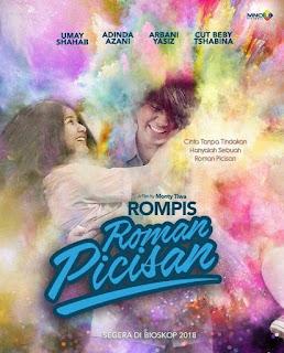 Biodata Pemain Film Roman Picisan 2018