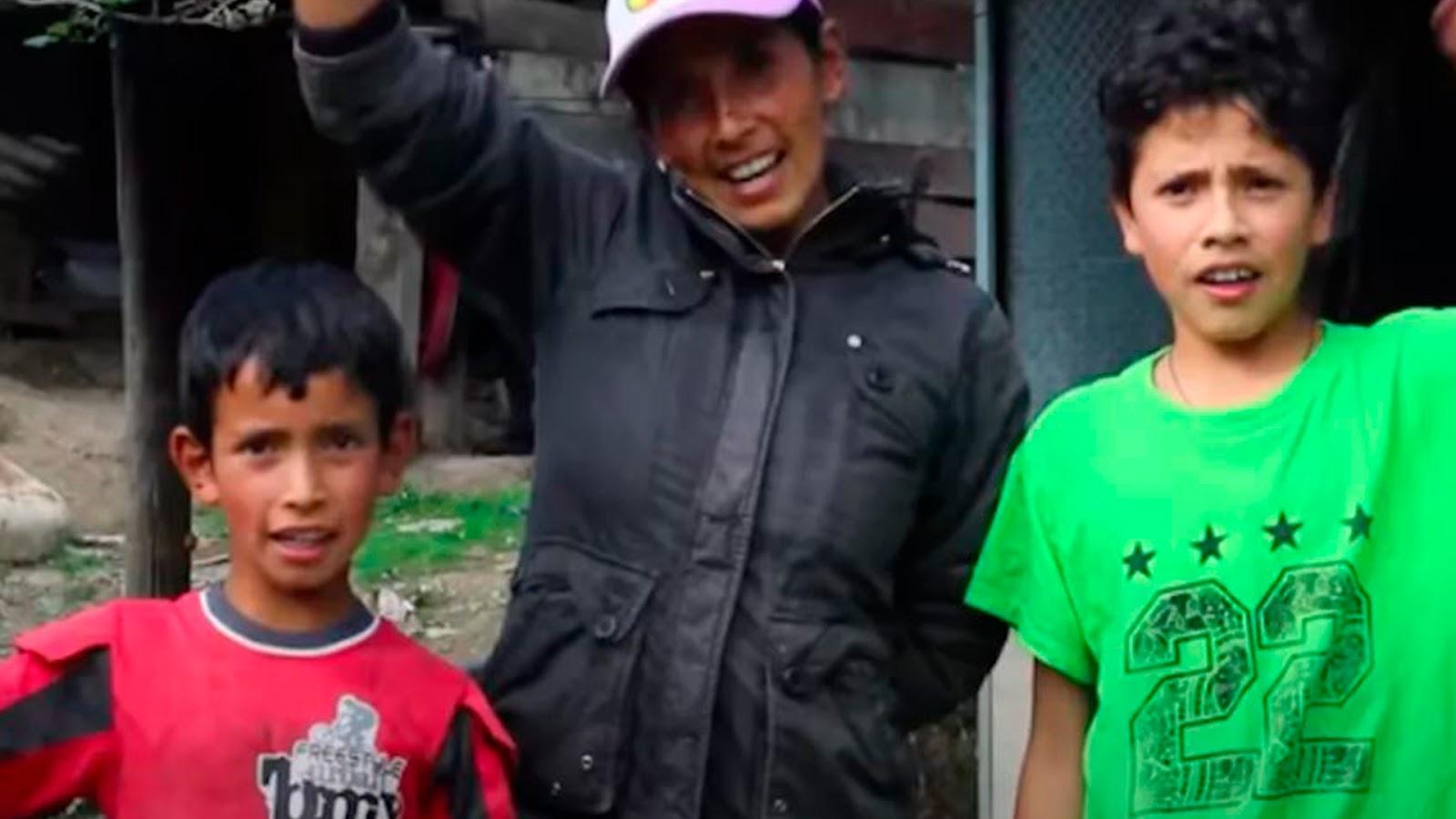 Familia abrió canal de YouTube para enseñar a sembrar huertos en casa durante la pandemia