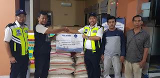 AirNav Indonesia Salurkan Bantuan Pada Korban Banjir di Tangerang