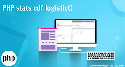 PHP stats_cdf_logistic() Function