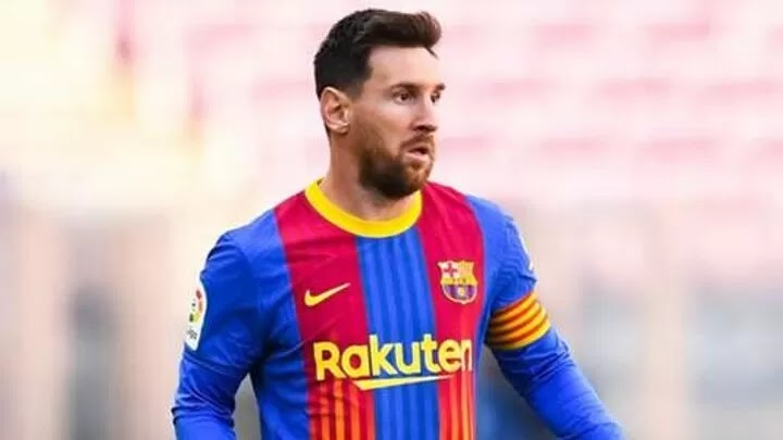 Lionel Messi's Barcelona contract has expired, he is a free agent now