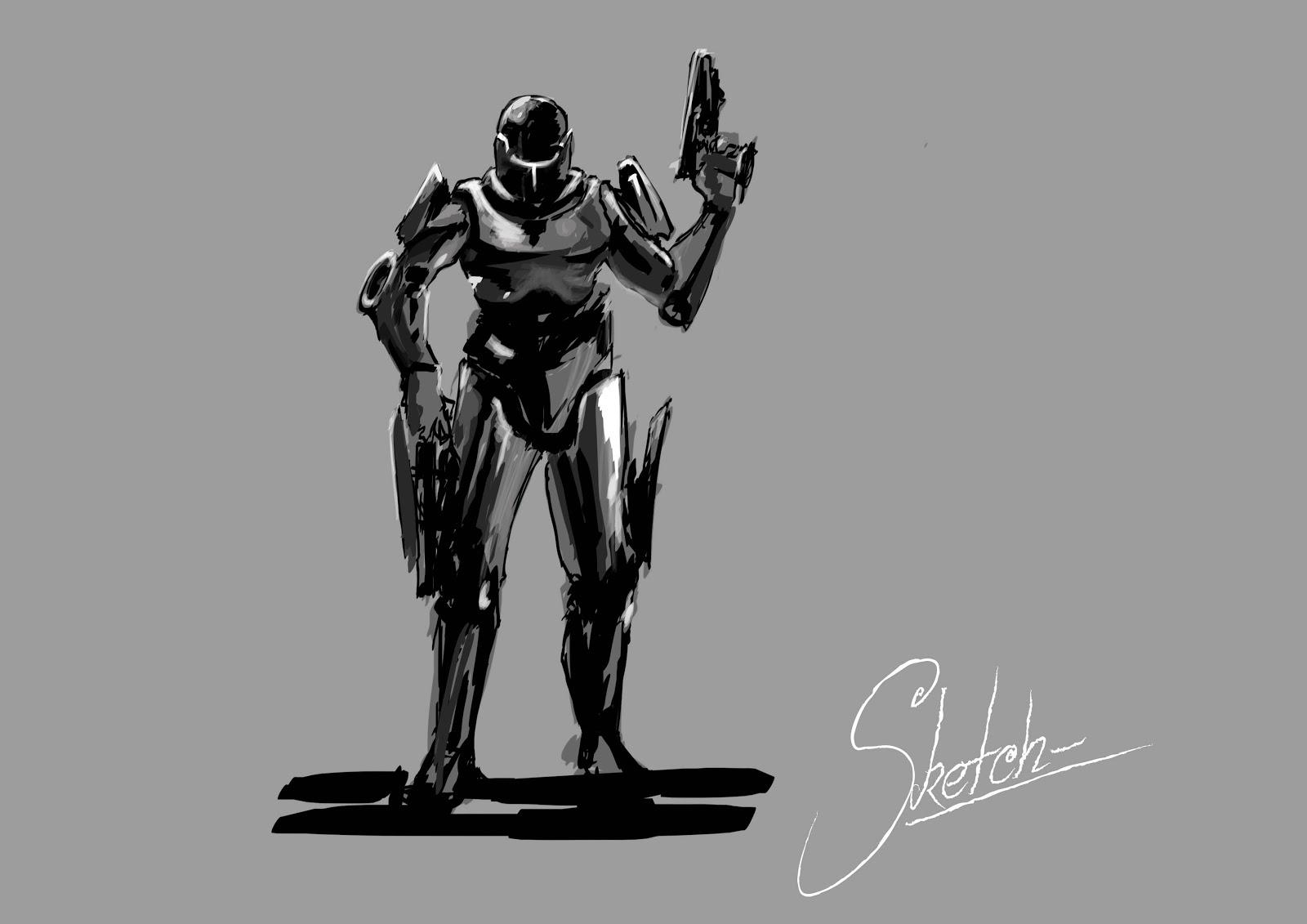 SkeTcH-'s Drawingboard: Robocop