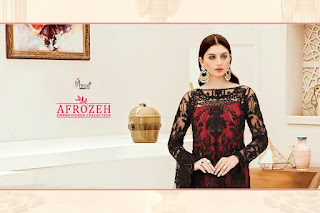 shree-fab-afrozeh-georgette-pakistani-suits-wholesaler