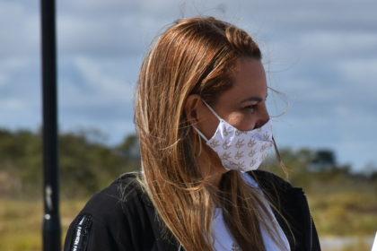 Pandemia do Coronavírus: Sheila externa preocupação com o novo cenário em Vitória da Conquista