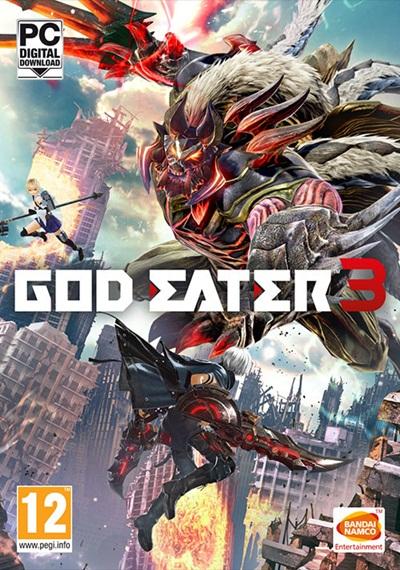 โหลดเกมส์ GOD EATER 3