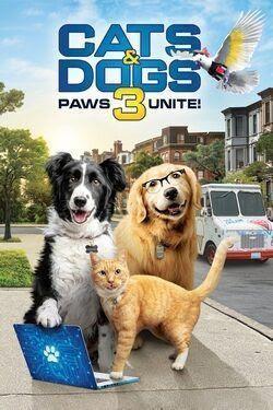 Como Cães e Gatos 3: Peludos Unidos! Torrent Thumb