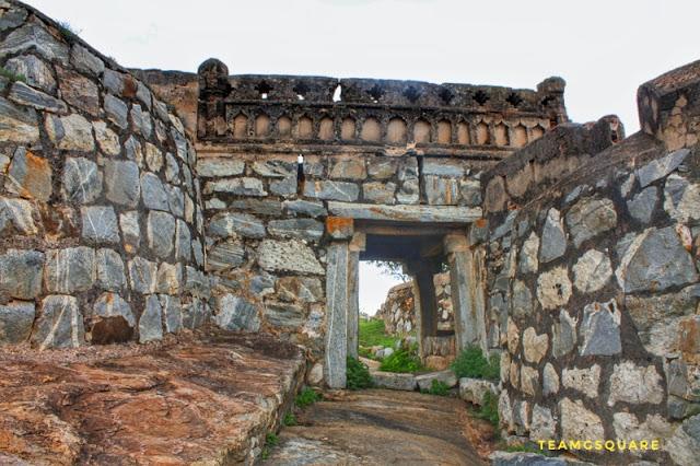 Garudanagiri Fort, Karnataka