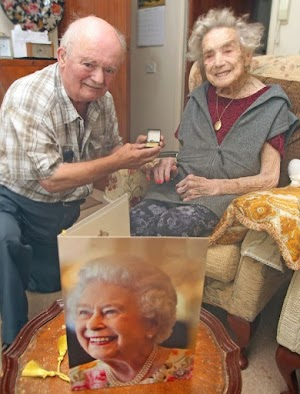 100-Year-Old Woman Set To Wed Her hearthtrob [Photos]