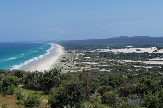 Strand Küste Insel Landschaft Meer Moreton Island Insel