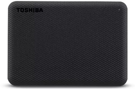 Toshiba Canvio Advance 4 TB