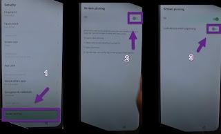 Cara Atasi Lupa Password Infinix Zero 8i Tanpa PC