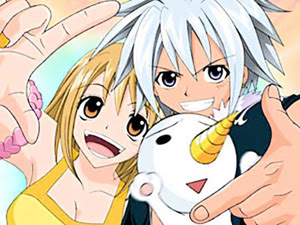 Rave Master manga - Mangago