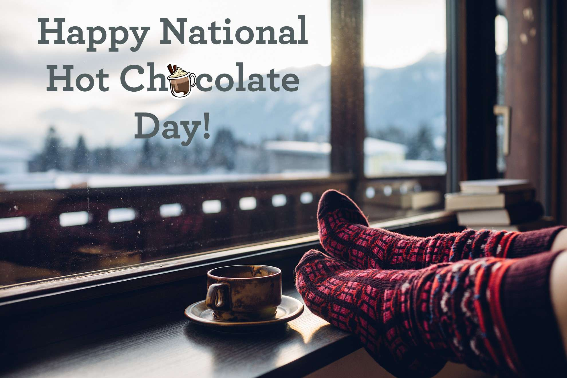 National Hot Chocolate Day Wishes Pics