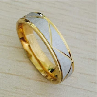Mens Wedding Bands Gold And Silver